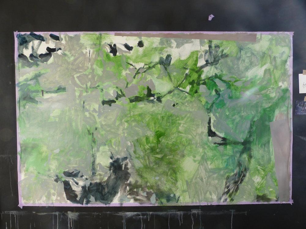 Painting by Artist Amanda Watson