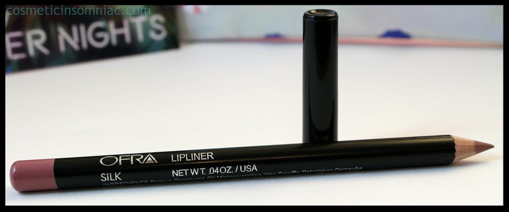 OFRA Lipliner - Colour: Silk  (0.04 oz) Value: $13.00 USD   Retail: $13.00 USD