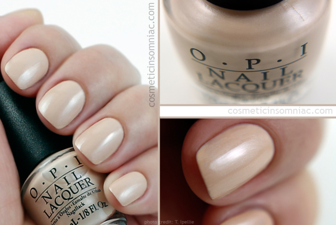 OPI Washington DC collection 4 pc mini set  Pale to the Chief