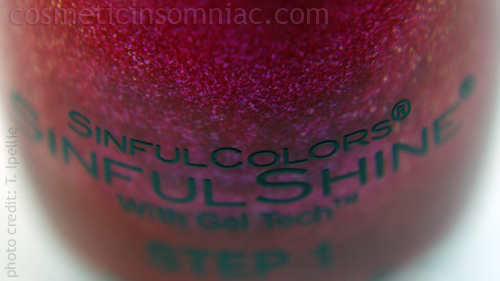 Sinful Colors Sinful Shine  Real Regal - King Kylie Collecton