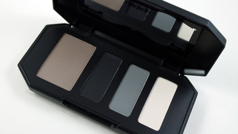 Kat Von D - Shade + Light Obsession Collector's Edition Contour Set  Shade + Light eye contour quad in Smoke