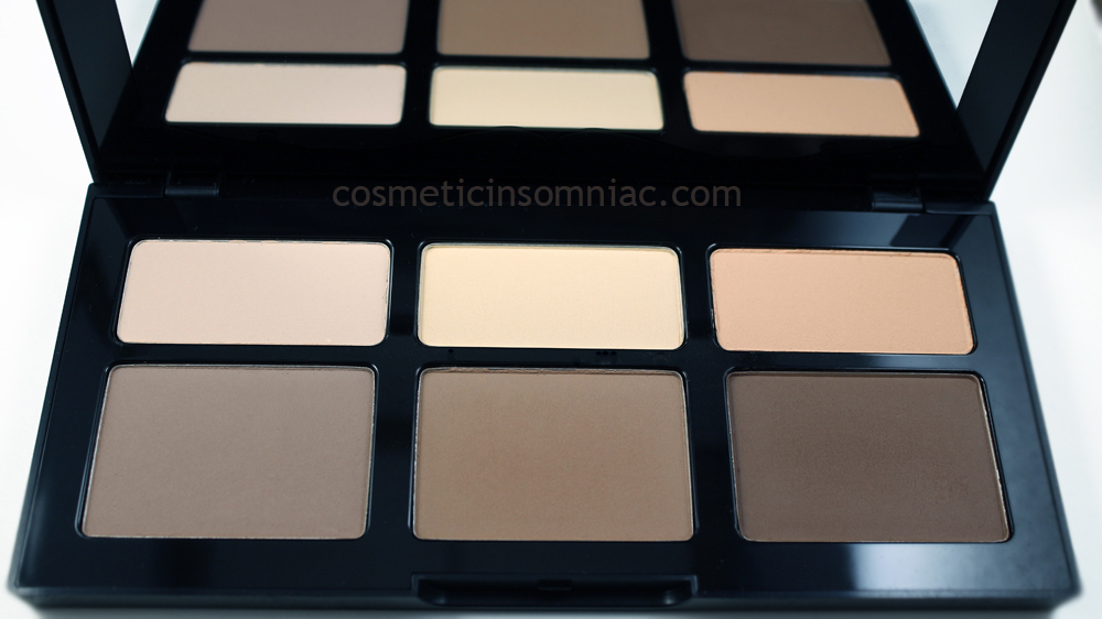 Kat Von D - Shade + Light Obsession Collector's Edition Contour Set  Shade + Light Contour Palette (refillable)