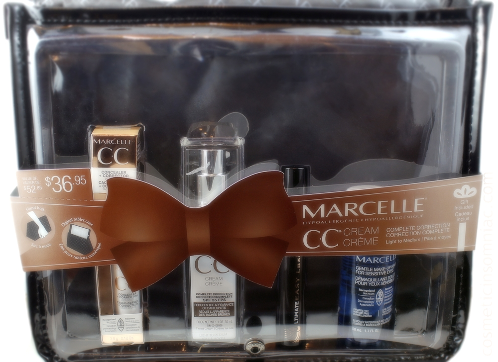MARCELLE - KARINE'S FAVOURITE GIFT SET - CC CREAM  $36.95 CAD