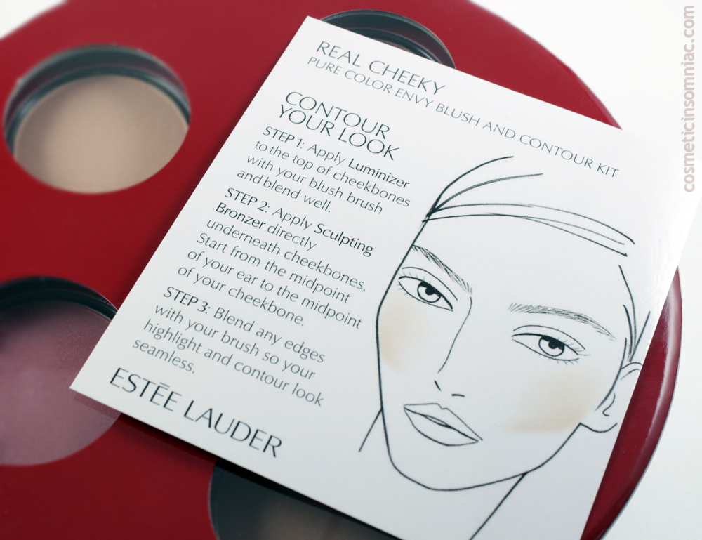Estee Lauder - Real Cheeky Pure Color Envy Blush and Contour Kit    (Click to enlarge)