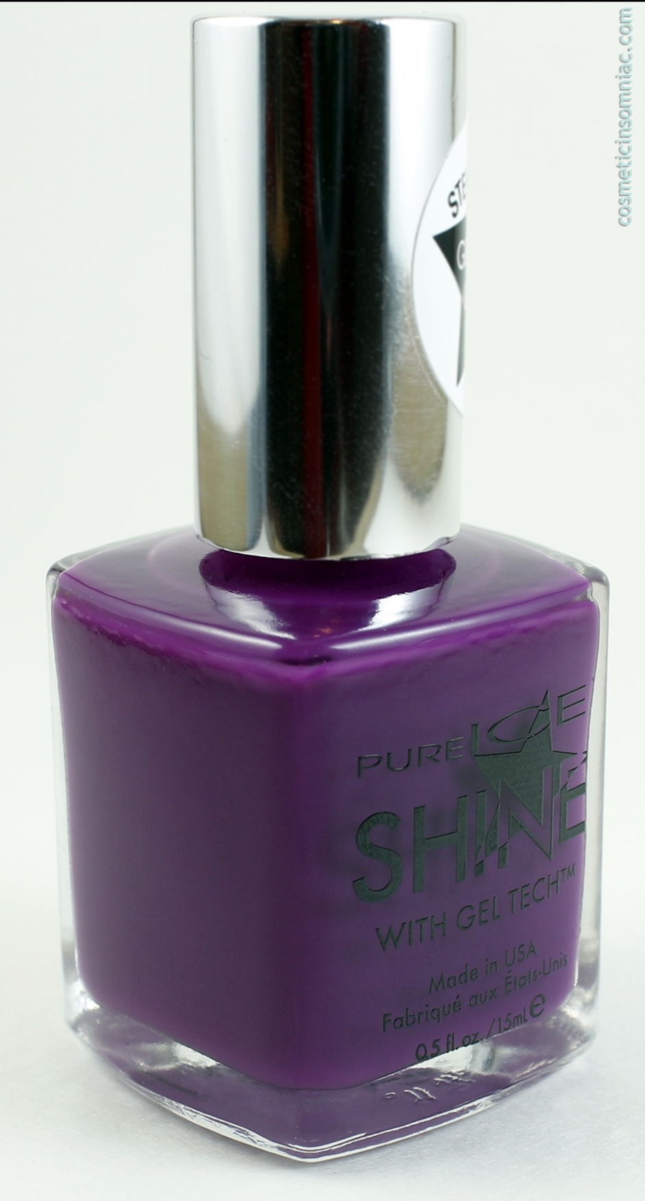Pure Ice Shine with Gel Tech™ - Shock & Awesome  0.5 fl. oz. / 15 ml