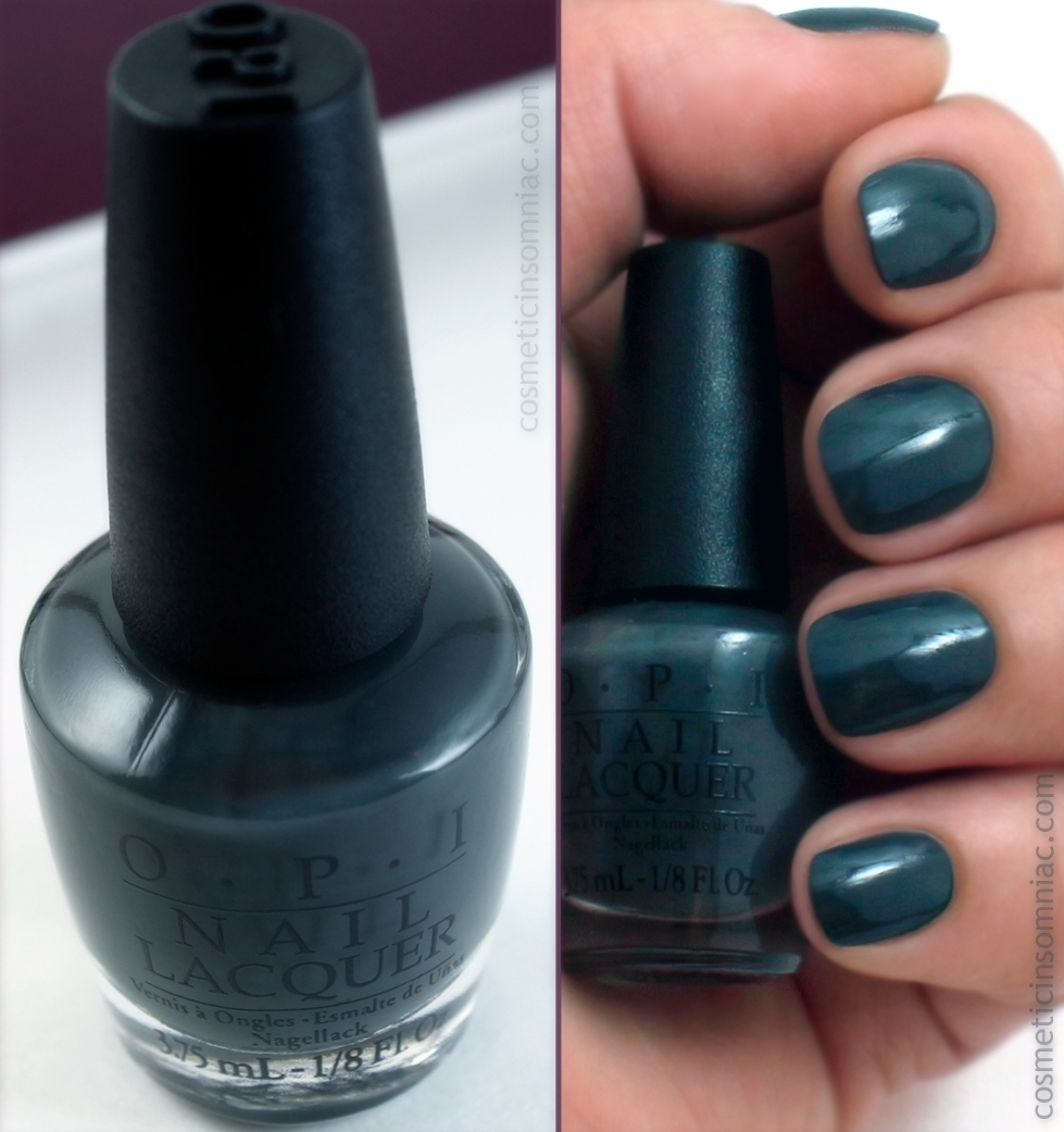 "OPI Washington DC Collection 3 PC Mini set    ""Liv"" in the Gray"
