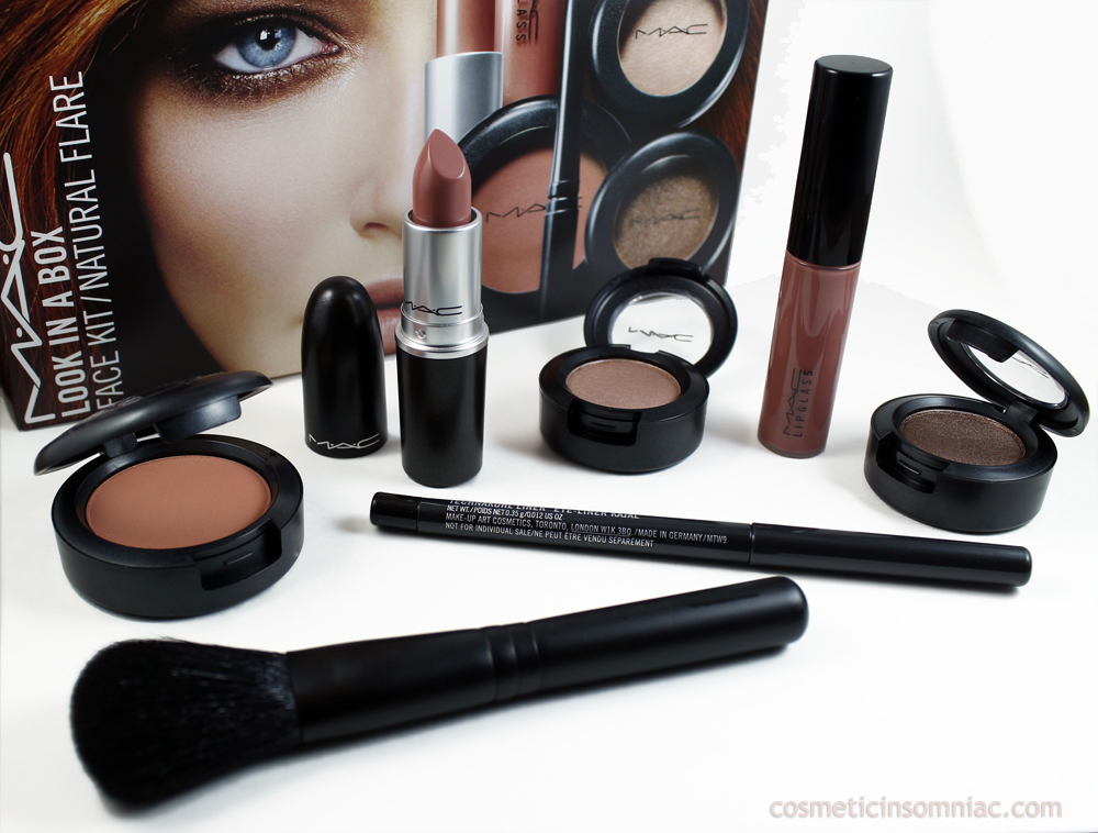 MAC Look In A Box  Face Kit / Natural Flare  $67.00 CAD