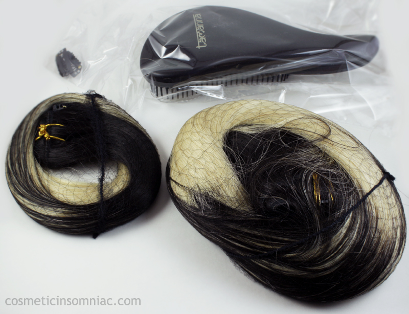 Bombay Hair  Tamanna Ombre Hair Extensions  $350.00 CAD  What's inside the box