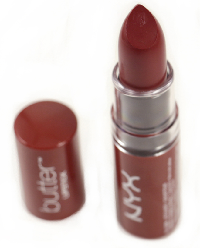 NYX Cosmetics   butter lipstick - BLS29 - Lifeguard / Sauveteur  Made in Taiwan