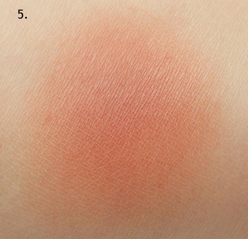 Sephora Collection Contour Blush Palette #5