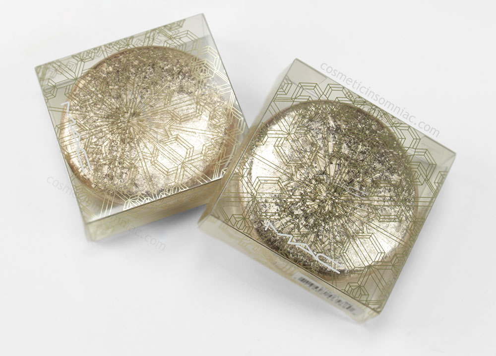 MAC SNOWBALL COLLECTION  FACE POWDER (OPALESCENT)  $38.00 CAD EACH
