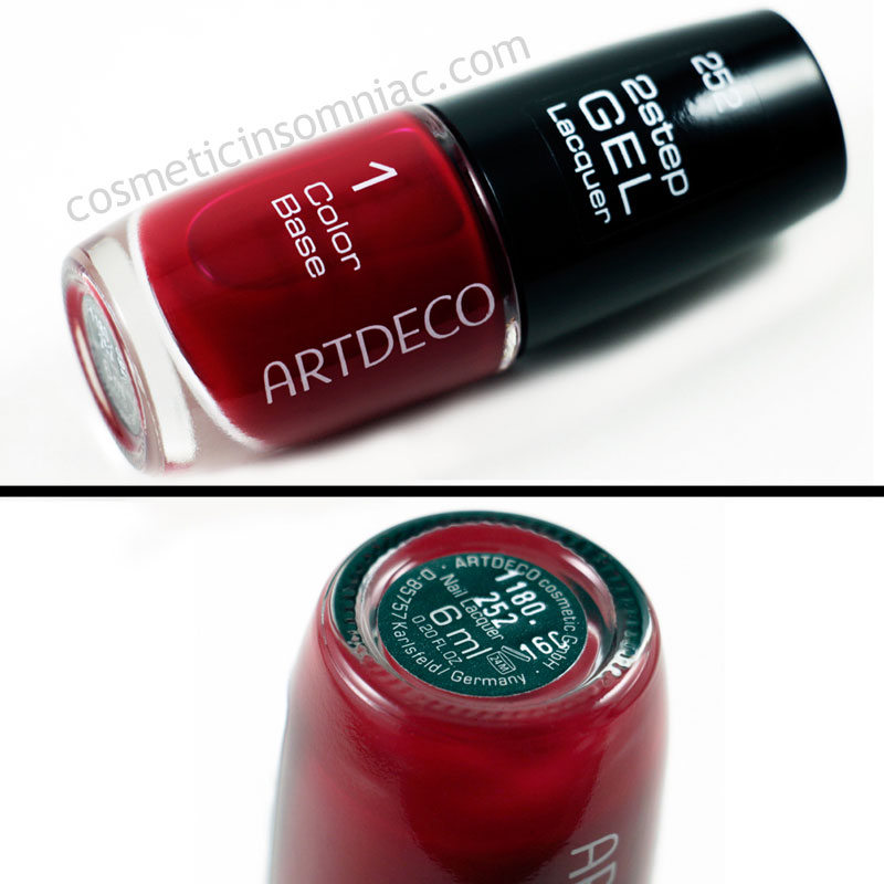 ARTDECO      2 step Gel Lacquer - 252      Full Size