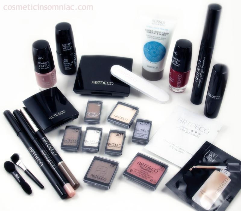 ARTDECO  Holiday Beauty Secrets - Advent Calendar  $86.00 CAD