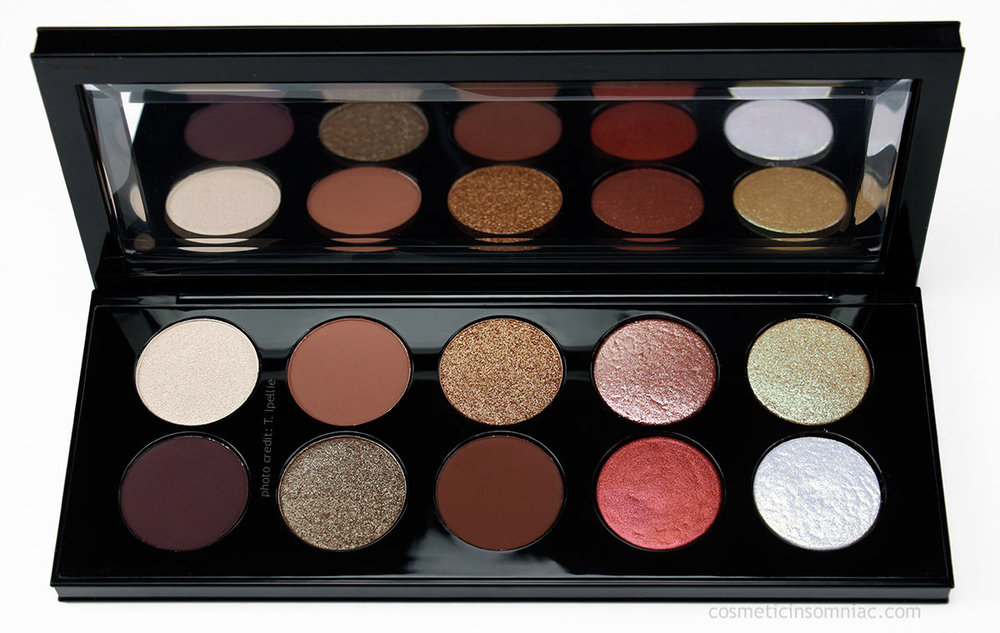 PAT MCGRATH LABS    MOTHERSHIP V EYESHADOW PALETTE    BRONZE SEDUCTION   $170.00 CAD  Made in Italy