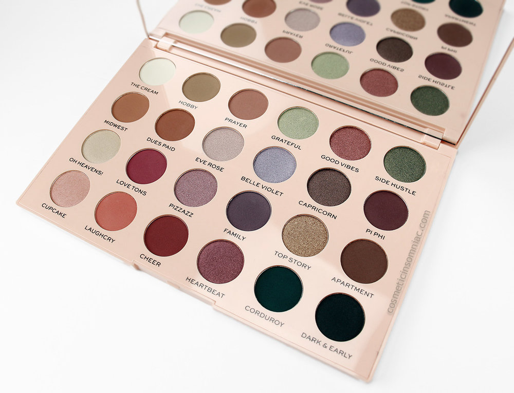 MAKEUP REVOLUTION - THE EMILY EDIT - THE WANTS  $20.00 USD