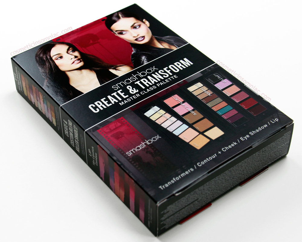 smashbox    Create & Transform Master Class Palette   $79.00 CAD