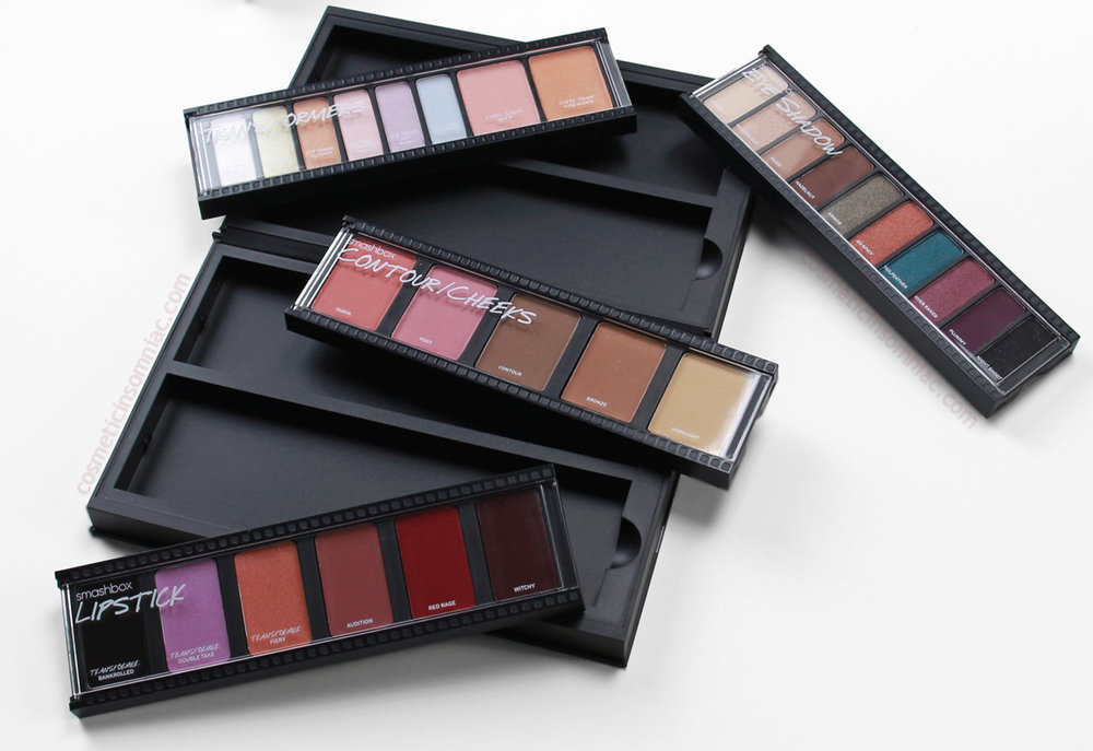 smashbox      Create & Transform Master Class Palette