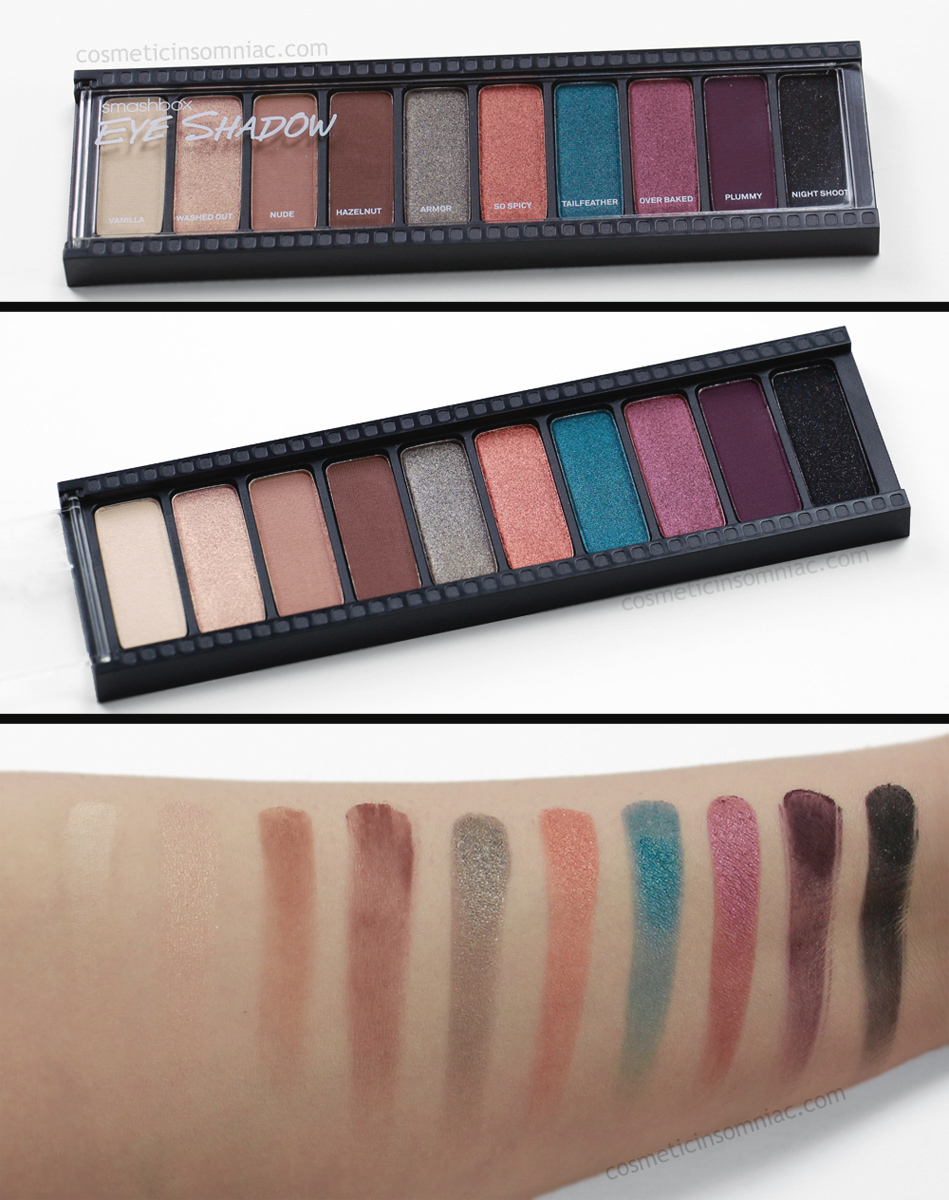 smashbox      Create & Transform Master Class Palette     Eyeshadow