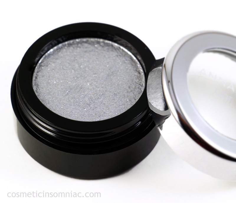 ANNABELLE Cosmetics  Chrome Single Eyeshadow - Silver