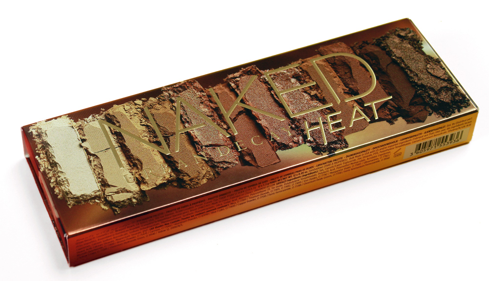 Urban Decay - Naked Heat Palette      $66.00 CAD