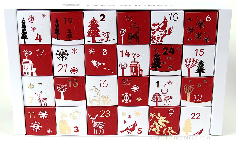 Yves Rocher    2017 Advent Calendar    $59.00 CAD