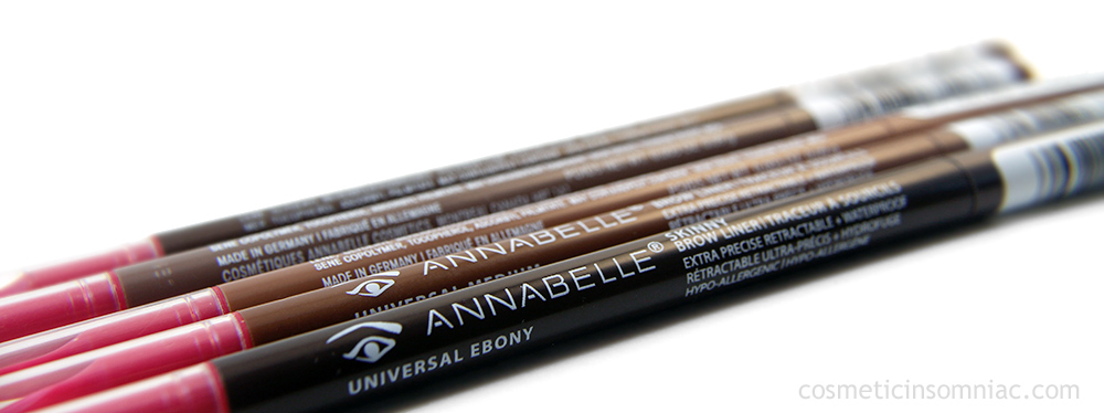 ANNABELLE Skinny Brow Liner | Traceur A Sourcils
