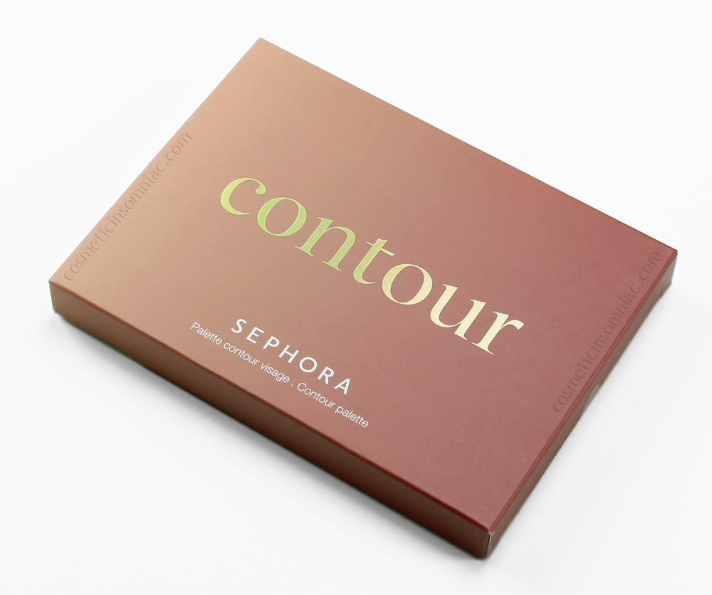 Sephora Collection      Contour Palette    -  $35.00 CAD  Made in China