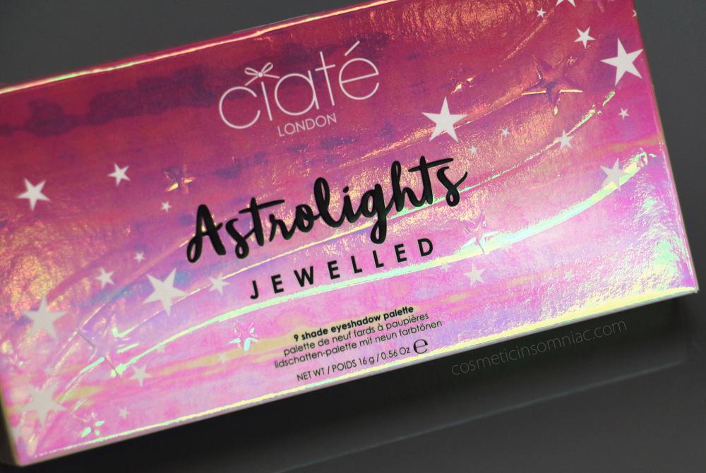 CIATÉ LONDON Astrolights Eyeshadow Palette (Jewelled)      $42.00 CAD