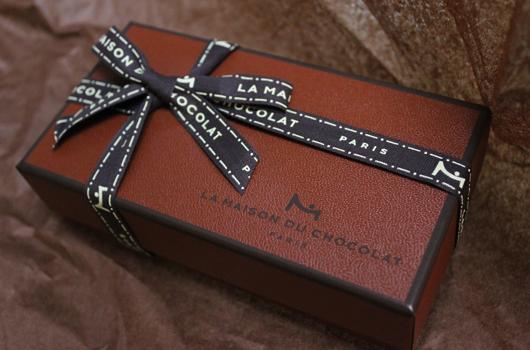 La Maison du Chocolat      Iconic Box      (image source)