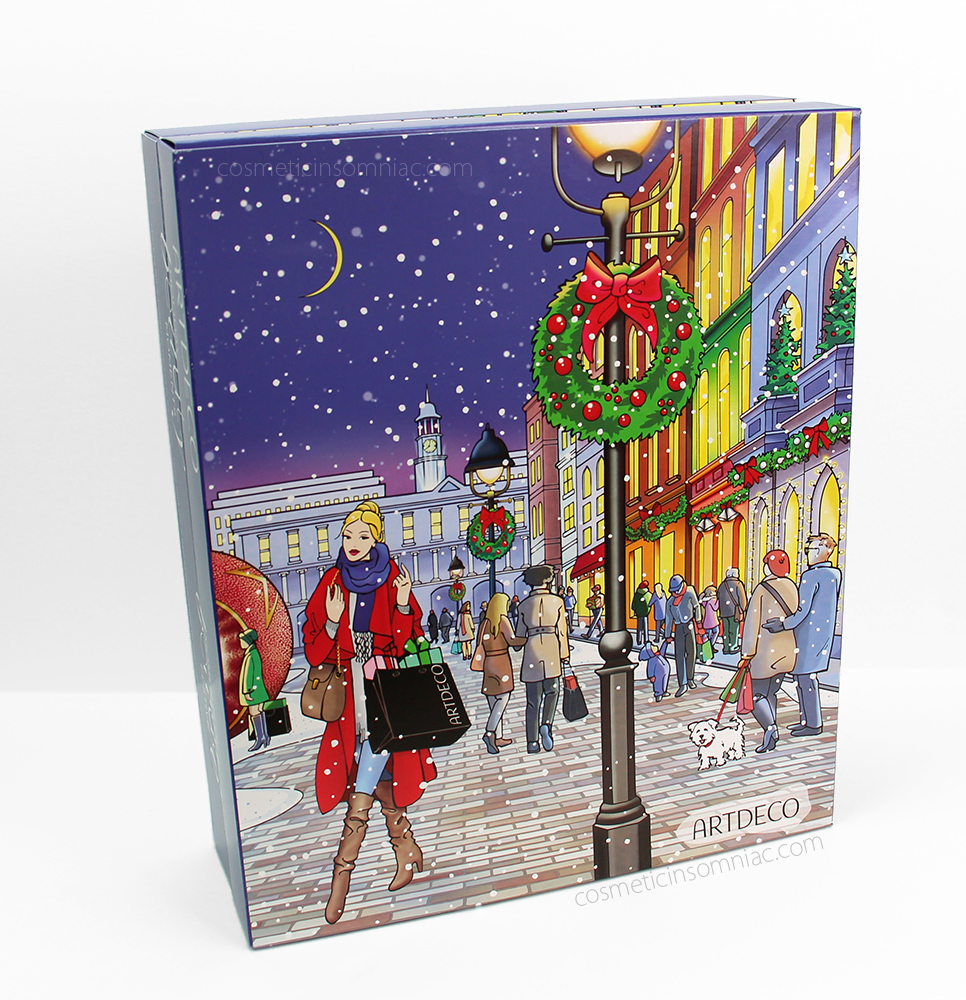ARTDECO Advent Calendar 2018    $89.00 CAD
