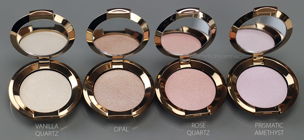 BECCA SHIMMERING SKIN PERFECTOR PRESSED HIGHLIGHTER MINI MACARON SET      $48.00 CAD