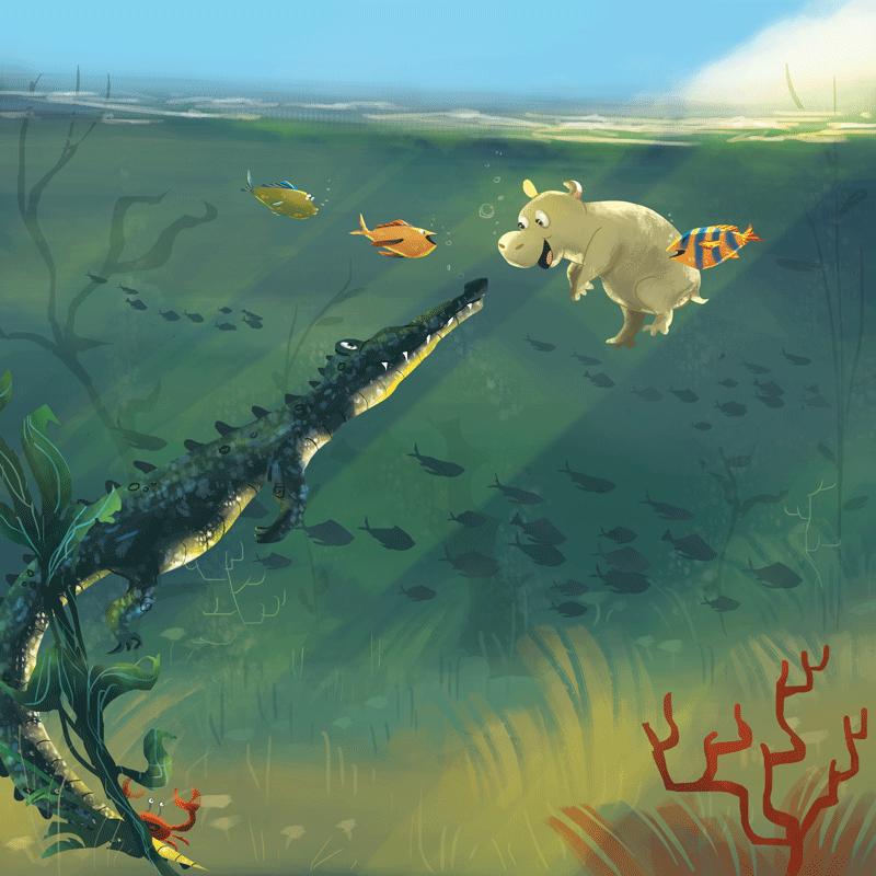 Artwork by Graphic Storytelling student  Andrada-Aurora Hansen  -http://ahansenart.tumblr.com/