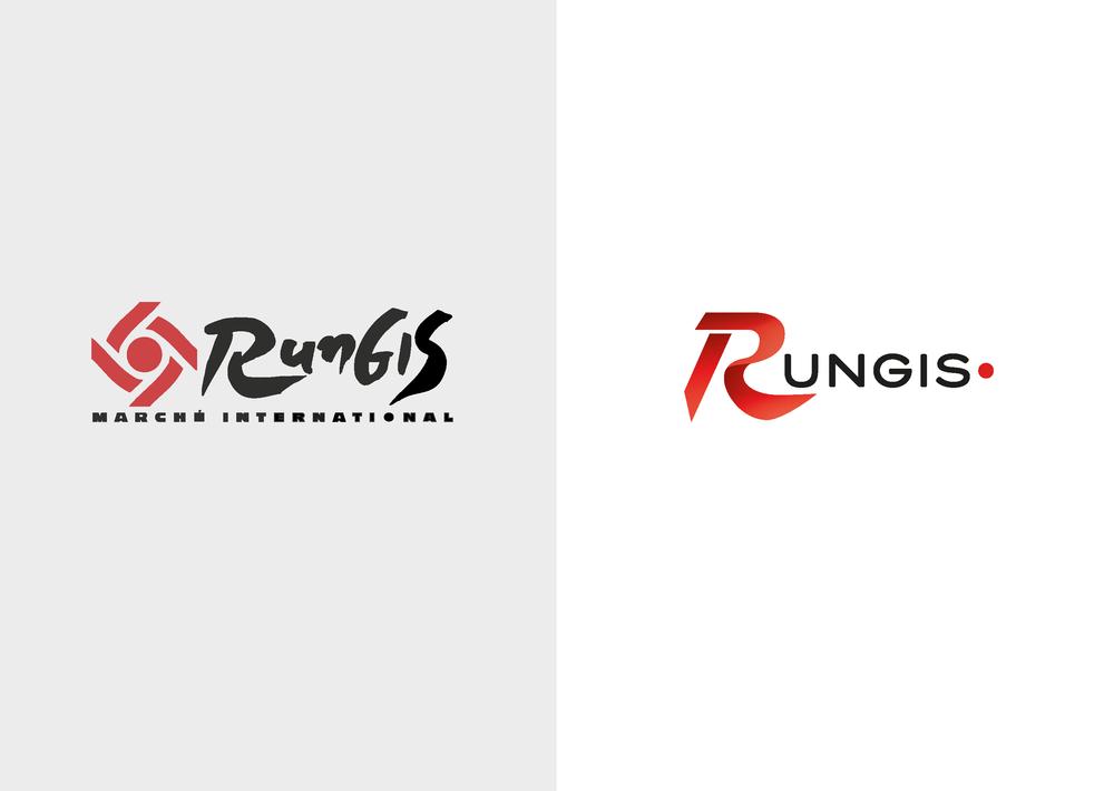 Logotype actuel versus refonte de l'atelier