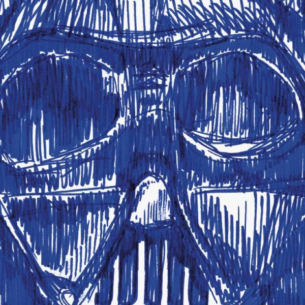 blue vador
