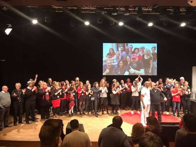 Toute la team TEDx Orléans