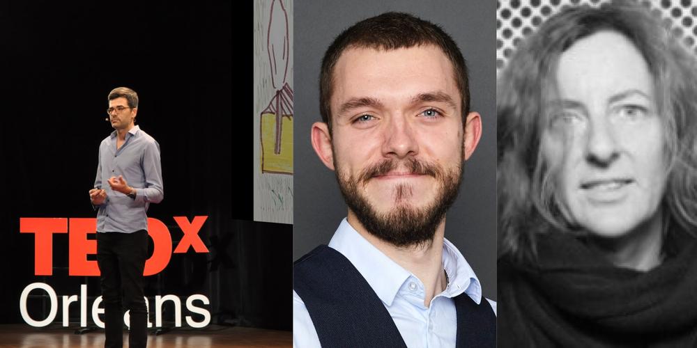 TEDx une aventure humaine unique, merci Kate ma marraine et Maxime mon coach !