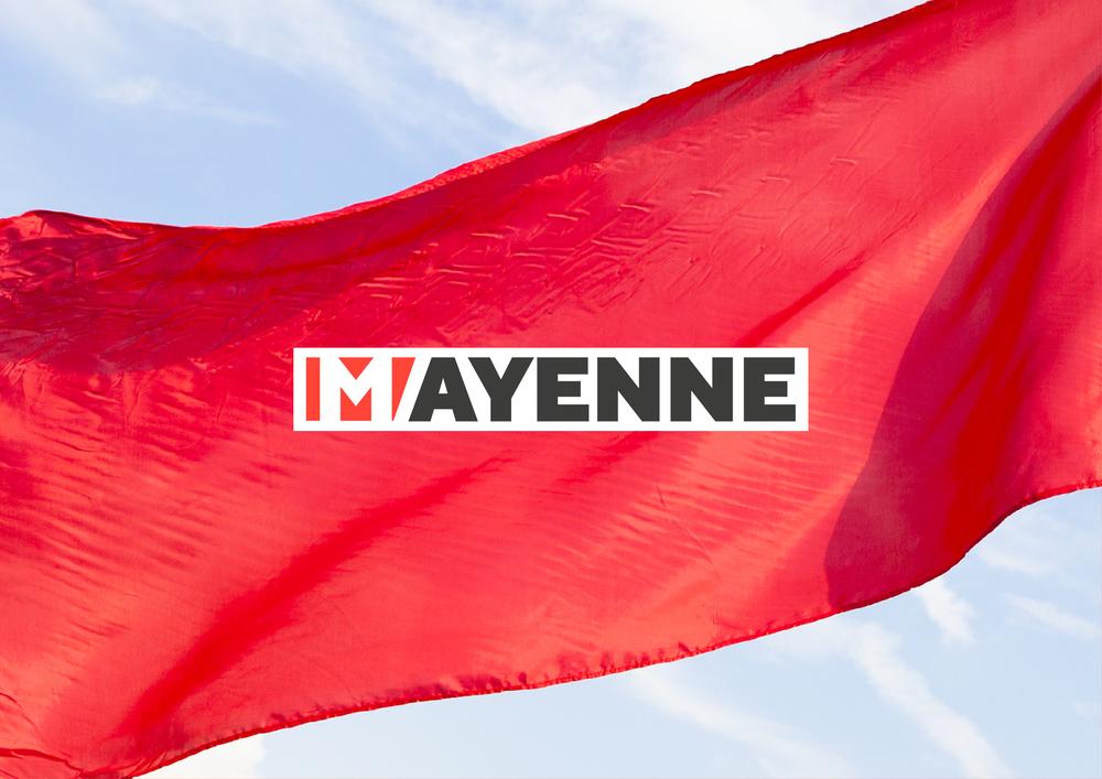 marque mayenne drapeau