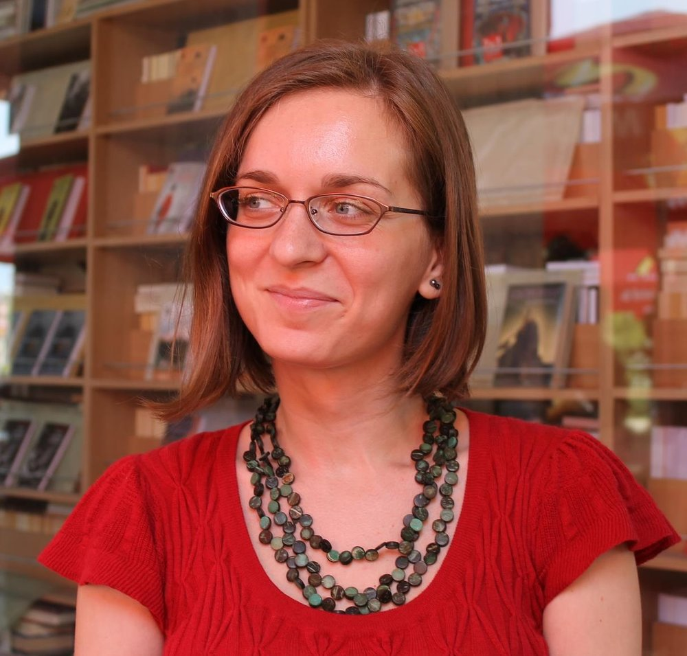 Casiana Ionita is an editor at Penguin Press, publishing non-fiction and classics.She has worked with authors such as Carlo Rovelli, Nassim Taleb and Svetlana Alexievich.