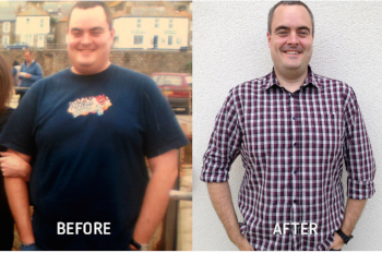 Joe lost 6 stone in 5 months by following the advice in this weight loss guide