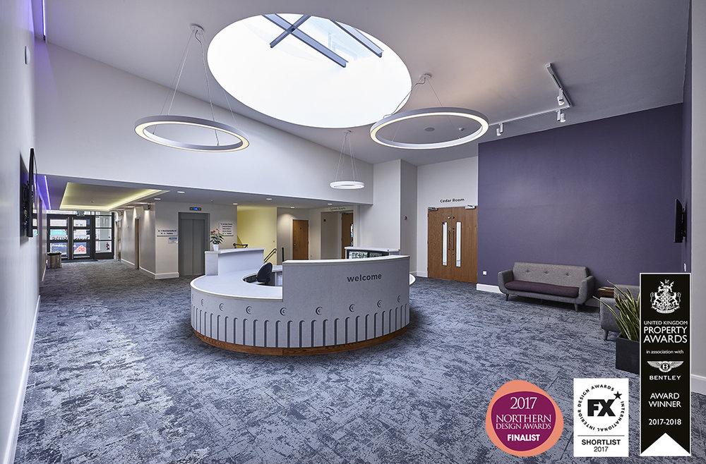 Commercial Public Interior Design Commercial award winning