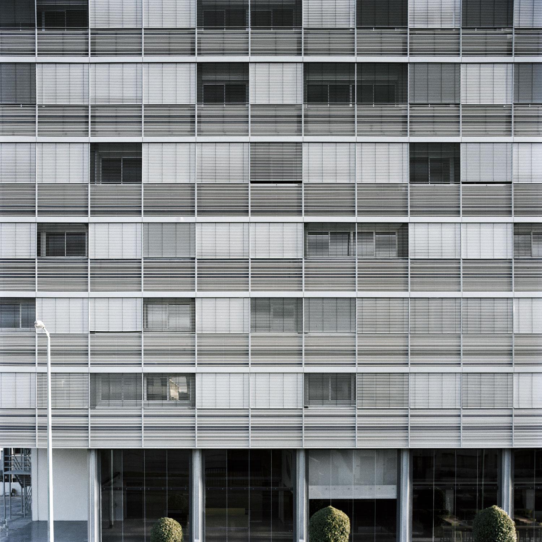 office building facade. Shilo Ben Aroya Architects Office Building Facade