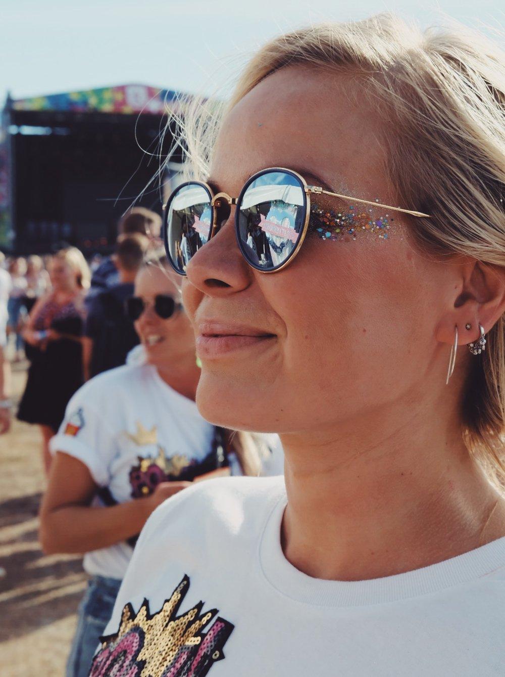 Glitternisti, Kuva Katariina Kemppainen