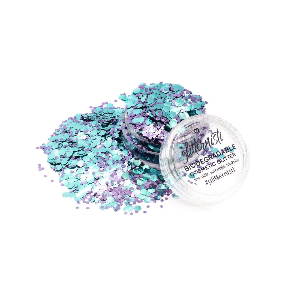 Eko Spell luonnossahajoava glitter