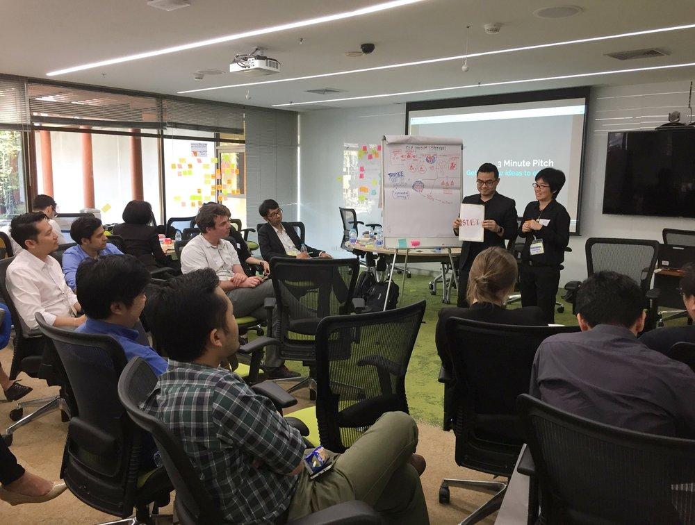 UNDP Co-creative Workshop