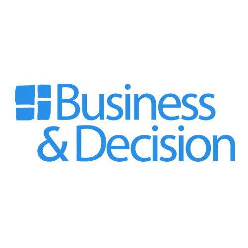 Business & Decision is a global management, strategy consulting and systems integration group solving business problems through Digital Transformation. As a leader in Digital Customer Experience and Data & Analytics, we leverage a unique combination of technical, functional and industry specialization, as well as partnerships with key software vendors, to deliver maximum-value projects and help out clients break through barriers to innovation and business transformation.   Website