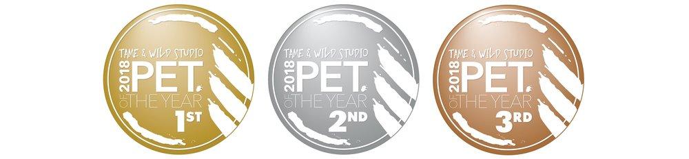 Tame & Wild Studio   Pet of the Year 2018