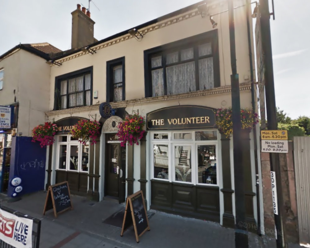 The Volunteer in Plumstead