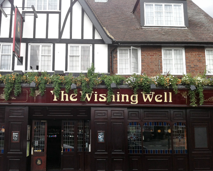 The Wishing Wells