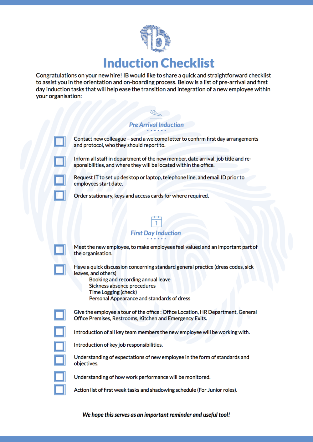 ideas bureau neat ib induction form png