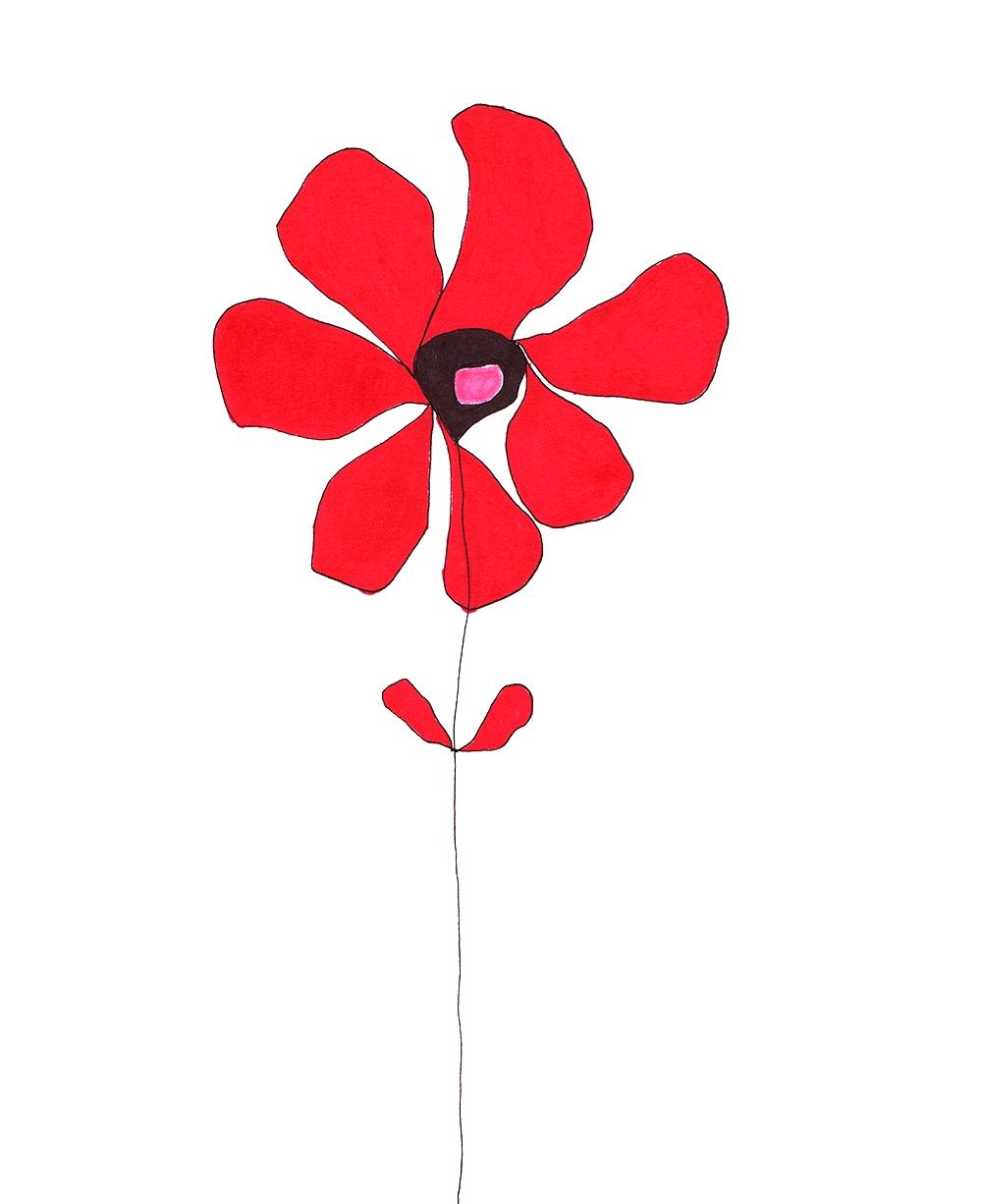 Fleur por Matisse